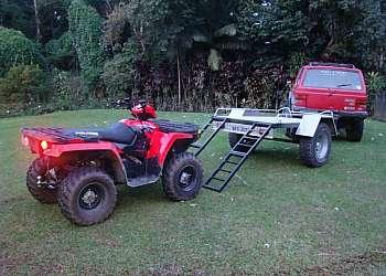 Carreta reboque para quadriciclo em sp